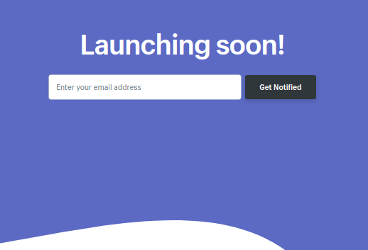 A waiting list landing page is not enough!